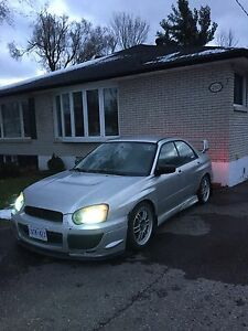 Selling my 2004 Subaru Impreza RS (non turbo)