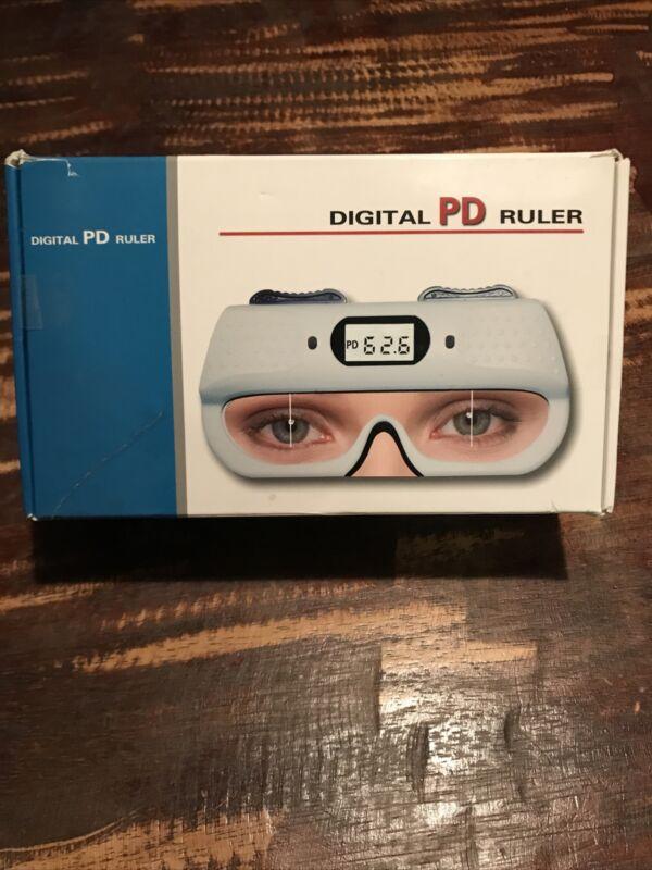 US Eyes Optical Digital PD Ruler Pupilometer Interpupillary Distance Scale