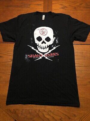 Shaky Knees Atlanta Music Festival Skull And Bolts Shirt Size Medium