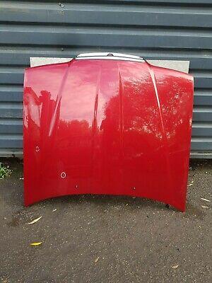 ROVER 820 BONNET COQ RED 5 DOOR HATCHBACK 1998