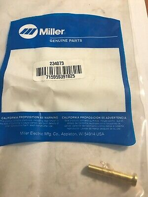 Miller 234073 Hinge Pin For Use With Suitcase 12vs Wire Feeder