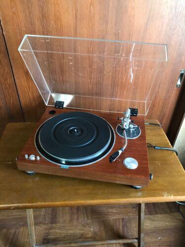 Micro Seiki DD-7 direct drive disc player Turntable w/ micro headshell