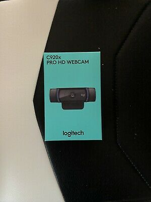 Logitech C920x Pro HD 1080p Webcam - IN HAND SHIPS TODAY FREE SHIPPING