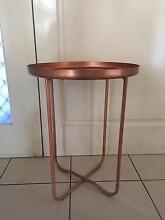 Kmart copper side table Bankstown Bankstown Area Preview