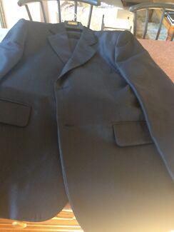 Men's black suit ! ( quick sale )