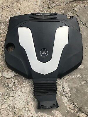 MERCEDES BENZ GLS GLE W166 GLE COUPE W292 350d TOP ENGINE COVER A6420107008