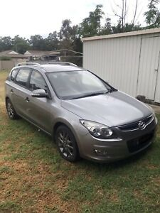 2011 Hyundai i30 trophy will let it go for $8000 if gone this weekend