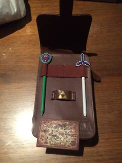 The Legend of Zelda Themed Starter Kit Nintendo 3DS Carry Case