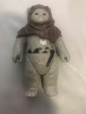 Star Wars Vintage Figure Chief Chirpa Ewok LFL 1983