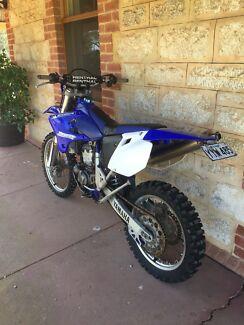 2005 Yamaha WR250F