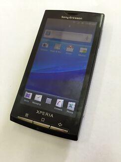 Sony Xperia X10i Cellphone 8.1mp Camera (unlocked) Logan Central Logan Area Preview