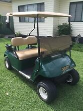 2005 EZGO Petrol Golf Cart & Tilt Trailer Cambridge Park Penrith Area Preview