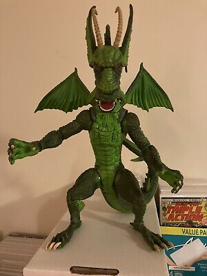 Authentic FIN FANG FOOM BAF BUILD A FIGURE MARVEL LEGENDS 100% COMPLETE HASBRO