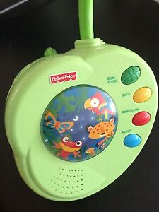 Fisher Price Rainforest Melodies Cot Mobile Kallangur Pine Rivers Area Preview