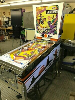 Ground Up Restored Custom Gottlieb El Dorado Collectible Pinball Machine