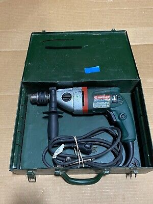 Metabo Sds Hammer Drill Electric Corded Sbe 750 Rotary Handle 12 16