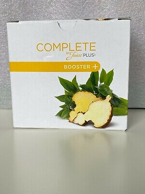 Juice Plus+ Complete Boosters 90*3g Sachets Full Box 30/08/2021