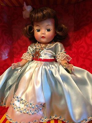 Muffie Nancy Anne Story Book Co. 1950-60 MIB Isreal Doll MIB All Oruginal