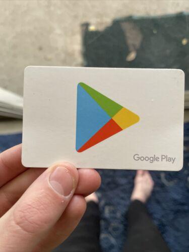 Google Play 150 USD Gift Card. Free Shipping - $145.00