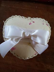 Ring Heart Shape Box. (Wedding) Loganlea Logan Area Preview