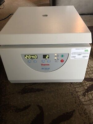 Thermo Electron Industries Sas Iec Cl10 Bench-model Centrifuge 11210901 Rotor