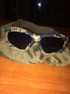 Digital camo airsoft goggles