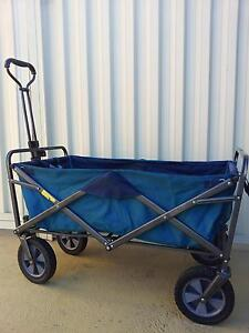 Heavy duty folding cart 4wheel Fairfield Fairfield Area Preview