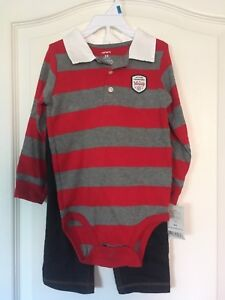 NEW WITH TAGS Carter's Boys Clothes Sz 24 months