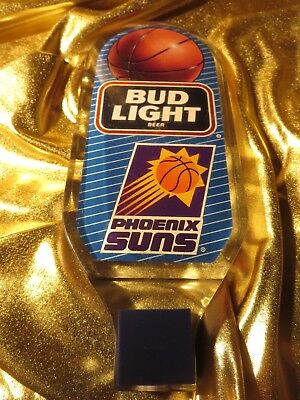 Phoenix Suns NBA Bud Light Budweiser Arena Beer Bar Tap Handle