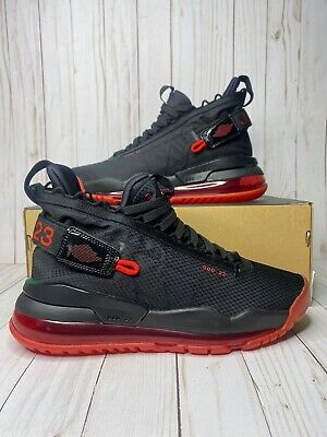 Nike Air Jordan Proto-Max 720 Bred Black University Red Fashion Sneakers New