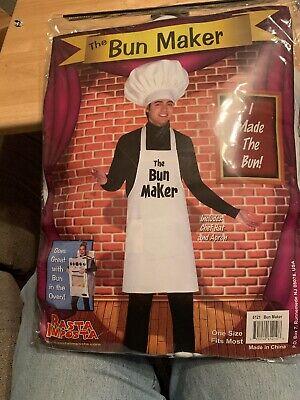 Adult The Bun Maker - Bun Maker Kostüme