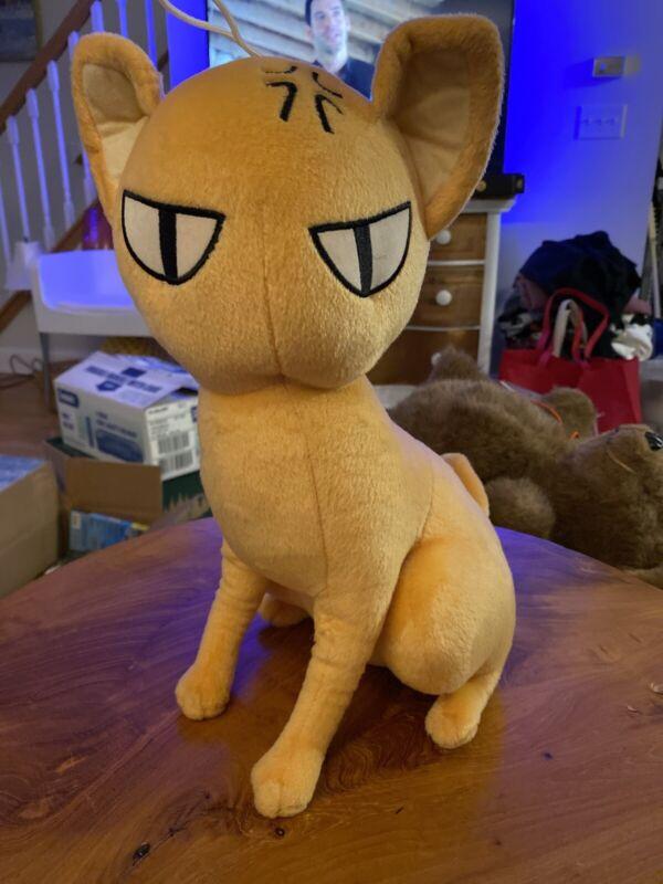 "Fruits Basket KYO Sohma Neko Cat Anime Plush Collectible 13"""
