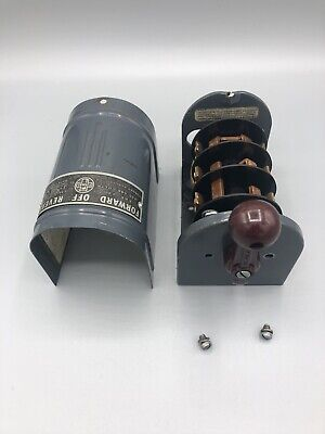 Furnas J5 Reversing Drum Switch Used