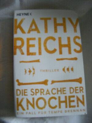 Die Sprache der Knochen von Kathy Reichs (2017, Taschenbuch) (Tasche Von Knochen)