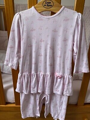 Kissy Kissy Girls Outfit 12-18 Months Worn Once