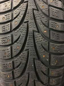 4 WinterClaw Tires (Studded)