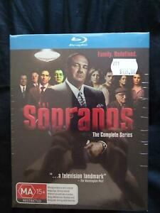 The Sopranos Entire Series Blu-ray Collection Bray Park Pine Rivers Area Preview