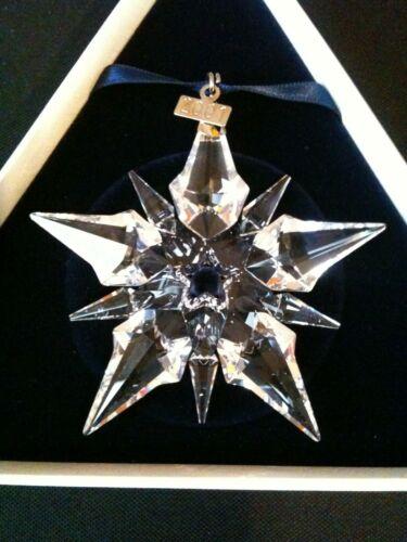 Swarovski Snowflake Ornament 2001