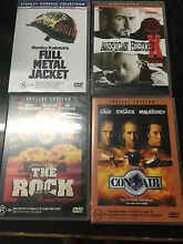 DVD Movies - Various Macgregor Brisbane South West Preview