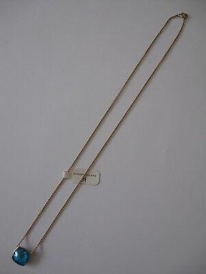 KARINA ARIANA Halskette 925er Silber vergoldet 4,7g mit Anhänger NEU ()