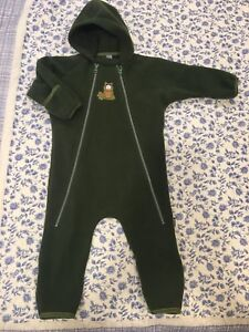 MEC Fleece One Piece. Size 18months.