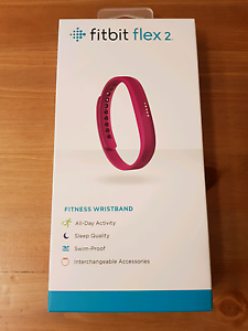 Fitbit Flex 2 Pink Neutral Bay North Sydney Area Preview