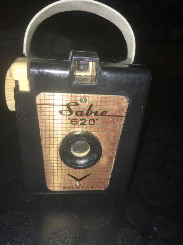 Sabre 620 Vintage Camera Photography MADE IN U.S.A