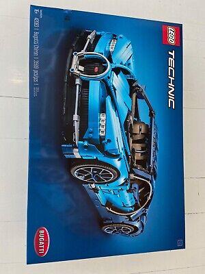 LEGO technic bugatti chiron 42083 NEW 3599 pcs