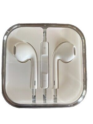 Apple earpods earphones earbuds headphone For iPhone 6 6s Plus 5S 4S Retailbox