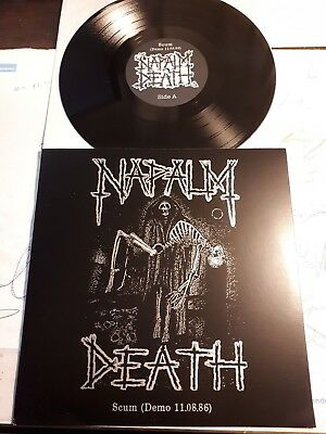 NAPALM DEATH scum 10