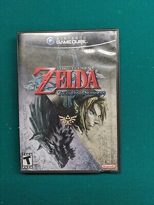 GameCube The Legend of Zelda: Twilight Princess 100% Complete CIC *Tested*