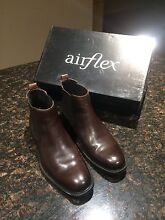 Mens Airflex boots (close to brand new) Iluka Joondalup Area Preview