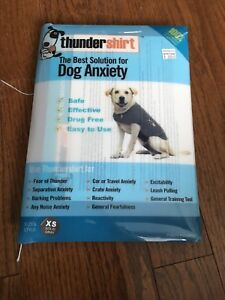 XS Thundershirt - the best solution for dog anxiety
