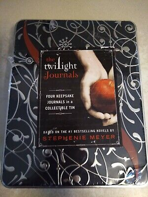 NEW The TWILIGHT SAGA Diary Journals for Your Own Personal Memories Factory Seal